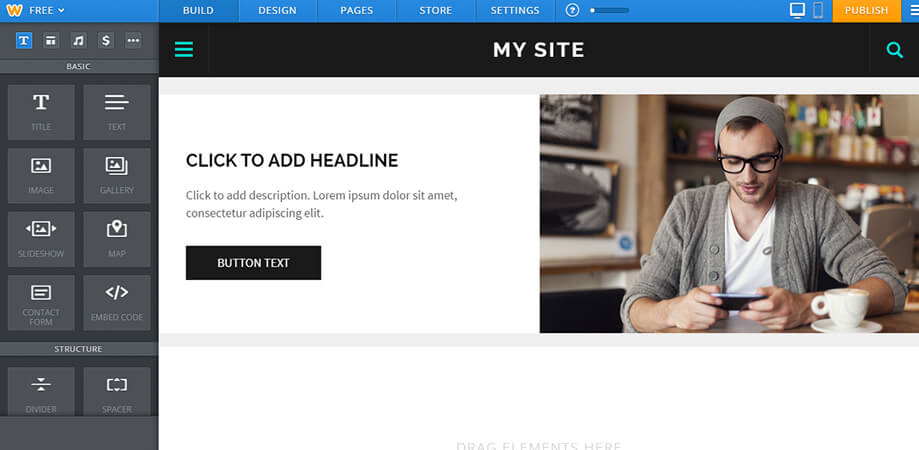 Weebly Review 2015 - Pros and Cons of the Weebly Site Builder